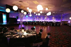 Take a tour of our ballrooms